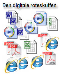 Den digitale roteskuffen