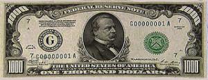 Dollarseddel